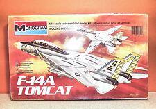 1/48 MONOGRAM F-14A TOMCAT MODEL KIT # 5803