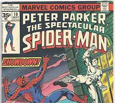 Peter Parker The Spectacular Spider-Man #10 Rare 35 Cent Price Variant in Fine
