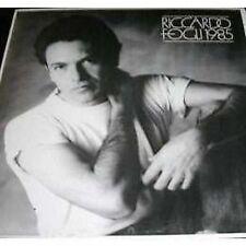 RICCARDO FOGLI - 1985 - LP VINILE 1985 SIGILLATO SEALED