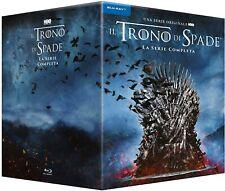 33 Blu-ray Box Cofanetto unico IL TRONO DI SPADE serie completa stagion da 1 a 8