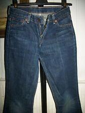 Pantalon jean LEVIS 544 stretch w26 L32 34/36FR bootcut bas évasé 16VH27
