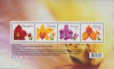 CANADA 2007 Souvenir Sheet #2243 - ORCHIDS - MNH