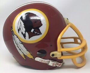 Washington Redskins Full Size Vintage Throwback Riddell Football Helmet: LARGE