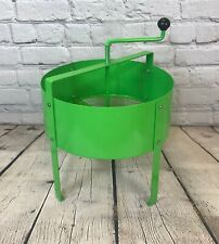 More details for rotary soil sifter compost sieve large earth riddle screener