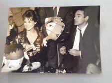 ROBERT HOSSEIN et MISS AMERICA 1964- Photo de presse originale 13x18cm