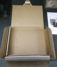 For 8x10 Plaques Corrugated Shipping Packing Boxes Bundle Of 18 Elegance Award