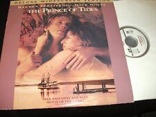 "THE PRINCE OF TIDES<>STREISAND / NOLTE<>2X12"" Laserdiscs<>COLUMBIA  51406"