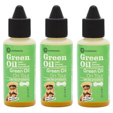 """Green Oil - Wet Chain Lube """"On Tour"""" - 20ml (3-Pack)"""