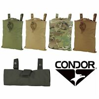 Condor Tactical MOLLE Roll Up Utility Magazine Recovery Drop Dump Pouch MA22