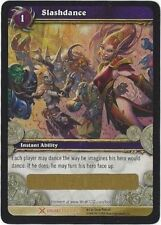 WOW PARTY GRENADE LOOT CARD SLASHDANCE DRUMS OF WAR Party G.R.E.N.A.D.E.