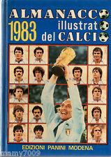 ALMANACCO ILLUSTRATO DEL CALCIO 1983 PANINI=ITALIA CAMPIONE DEL MONDO 1982