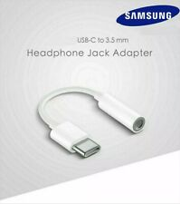 Type C USB-C To 3.5mm Audio Aux Headphone Jack Cable Adapter For ALL Samsung