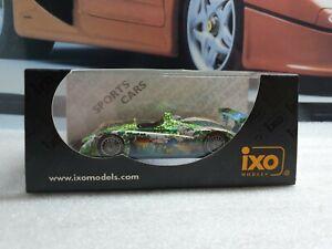 IXO MODELS  - AUDI R8 CROCODILE - WINNER ADELAIDE - 1/43 SCALE MODEL CAR GTM001