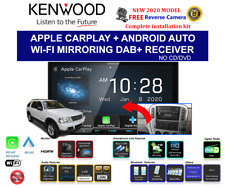 Kenwood DMX8520DABS Stereo Upgrade To Suit Ford Explorer 2002-2005
