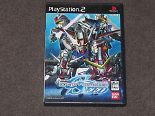 SD Gundam G GENERATION SEED - NTSC-J  Japanese Free & Fast Post Complete