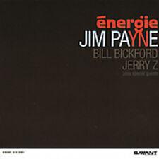 Jim Payne - Energie [New CD]