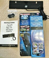 NEW NIB HD Clear Vision Digital Antenna As Seen On TV Free Signal No Cable needs