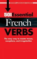 Dover Language Guides French: 501 Essential French Verbs by Heather McCoy and Do