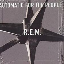 R.E.M. : Automatic for the People CD (1992)