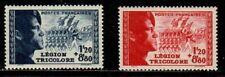 France Scott B147-8 Mint NH (Catalog Value $20.00)