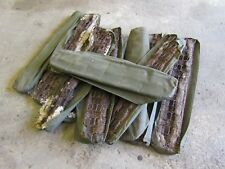 "Jeep Willys M38 M38A1 rear seat back cushion fixer upper condition ""S"" springs"