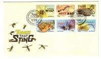 "2014 FDC Australia. Things That Sting. Pict.FDI ""HASTINGS"""