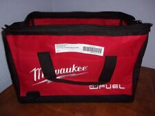 "Milwaukee Fuel 16"" M18 Heavy Duty Contractors Tool Bag 16"" x 10"" x 11"""