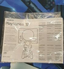 PlayStation Console Instruction Manual Scph-7502