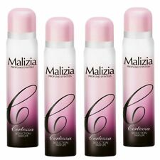 Malizia Donna Profumo d´Intesa Body Spray deo Certezza 4x 100ml