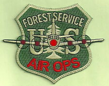 UNITED STATES FOREST SERVICE AIR OPERATIONS PATCH