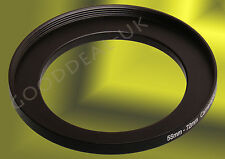 55mm to 72mm 55-72mm 55mm-72mm 55-72 Stepping Step Up Filter Ring Adapter