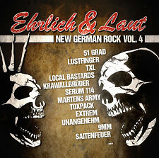 CD honnête & selon de various artists-New German rock