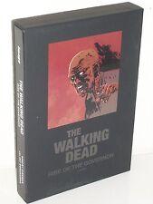 WALKING DEAD: RISE of the GOVERNOR - Deluxe SlipCase Hard Cover Novel KIRKMAN HC