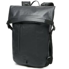 OAKLEY Two Faced Dry Backpack Travel Bag 921134 Jet Black Free Ship New w/tags