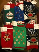 Pet Central Holiday Sweaters! XS-S-M Sizes