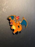 PINS Pin's DRACAUFEU / CHARIZARD Coffret Cartes Pokemon Soleil et Lune NEUF FR