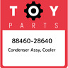 88460-28640 Toyota Condenser assy, cooler 8846028640, New Genuine OEM Part