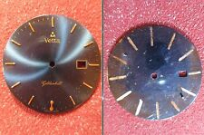 quadrante orologio wyler vetta 30,5 dial old wrist watch for parts zifferblatt