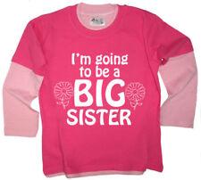 T-shirts et débardeurs rose à manches longues pour fille de 7 à 8 ans