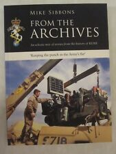 From the Archives - An Eclectic Mix of Stories from the History of REME