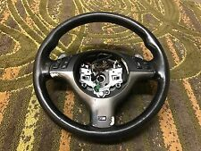 01-06 BMW E46 M3 ///M SMG SPORT STEERING WHEEL PADDLE SHIFTERS   N
