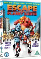 Escape From Planet Earth DVD Nuovo DVD (EDV9762)
