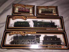 Palitoy Mainline Railways Manor Class & Rebuilt Patriot Class Plus 2