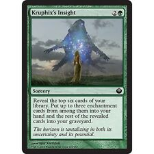 4x 4 x Kruphix's Insight x4 MTG Journey into Nyx  MINT PACK FRESH UNPLAYED
