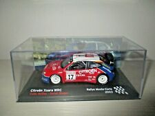 CITROEN XSARA WRC RALLYE MONTE CARLO 2003 SCALA 1:43