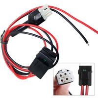 Radio Power Cable 30Amp For Kenwood TS-50s TS-60s TS-140 TS-440 TS-450 Connector