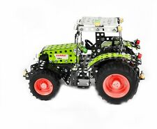 Metal Construction Tractor Claas Axion 850 1012 Pcs. by Tronico