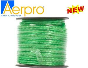 Aerpro 20GA Speaker Cable 39M Green Cable Roll APW940GR - NEW