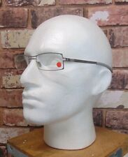 MYKITA *ROMAN* eyeglasses glasses frame - matt silver - Handmade in Germany New