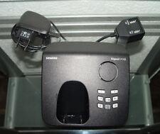Gigaset A165 Basisstation mit AB und Telefon / FAX Adapter